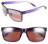 Maui Jim Women's 'Red Sands' 59Mm Polarized Sunglasses - Purple Fade/ Maui Rose