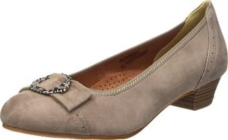 Hirschkogel Women's 3009220 Closed Toe Heels