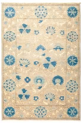 """Bloomingdale's Iris Suzani Area Rug, 4' 3"""" x 6' 2"""""""