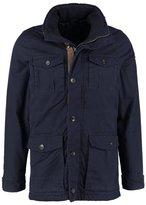 Tom Tailor Light Jacket Knitted Navy