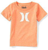 Hurley Baby Boys 12-24 Months Icon Hi-D Short-Sleeve Tee