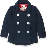 Hatley Girl's Nordic Apple Brushed Fleece Peacoat (Toddler/Little Kids/Big Kids) Outerwear