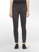 Calvin Klein Garment Dyed Moto Jeans