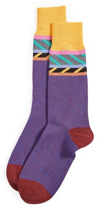 Paul Smith Twisty Oslo Socks