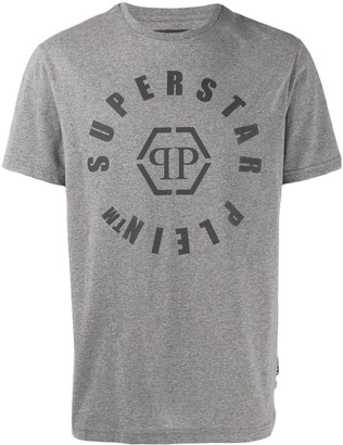 Philipp Plein T-shirt platinum cut