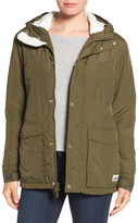 Penfield &Hosston& Faux Shearling Lined Hooded Jacket