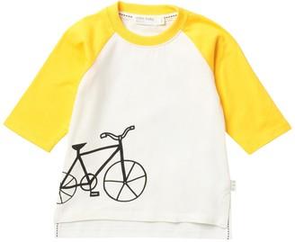 Miles Baby Bicycle Raglan T-Shirt (Toddler Boys)