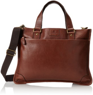Trafalgar Men's Murray Hill Slim Brief Bag