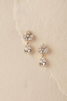 Anthropologie Virginia Drop Earrings By in Gold