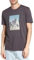 Altru Men's Let's Just Get Away Graphic T-Shirt