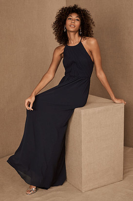 BHLDN Madrie Dress By in Blue Size 8
