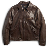 Ralph Lauren RRL Morrow Leather Jacket