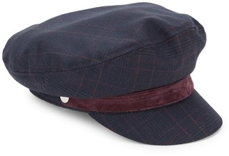 Rag & Bone Plaid Fishermam Cap