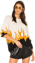 Wildfox Couture Fired Up Sweater
