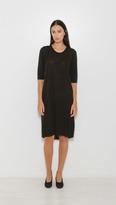 Raquel Allegra Jersey Basic Tee Dress