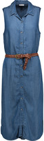 Splendid Belted denim dress