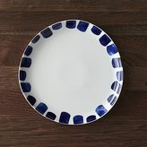 Crate & Barrel Como Tile Dinner Plate