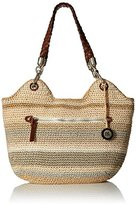 The Sak Indio Crochet Satchel Bag