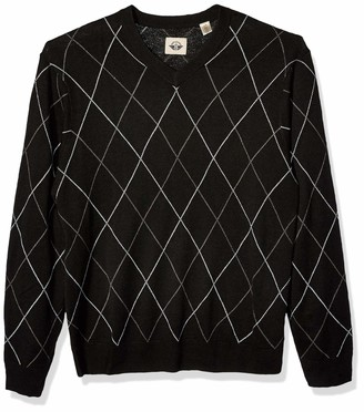 Dockers Long Sleeve V-Neck Sweater