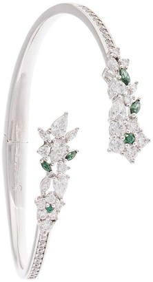 Swarovski Botanical Jewels Cuff