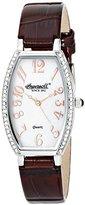 Ingersoll Women's INQ024WHBR Lansing Analog Display Japanese Quartz Brown Watch