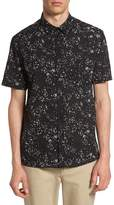 Topman Painter Print Shirt