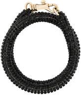 Christopher Kane skinny double bolster bracelet