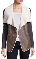 Design History Faux Shearling Jacket