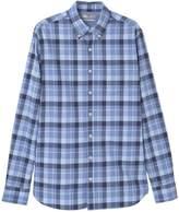 Mango Slim-fit Check Shirt