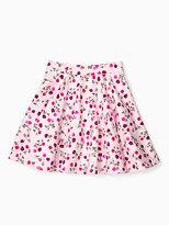 Kate Spade Toddlers circle skirt
