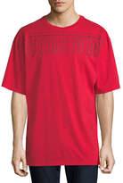 Marcelo Burlon County of Milan Wilon Cotton Crewneck T-Shirt