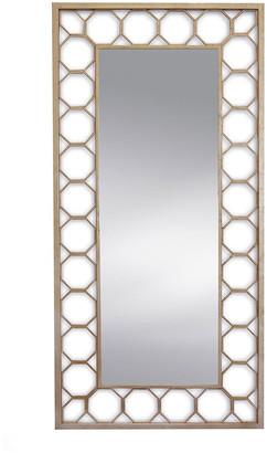 Badgley Mischka Home Crawford Floor Mirror