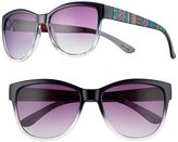UNIONBAY Women's Tribal Cat's-Eye Sunglasses