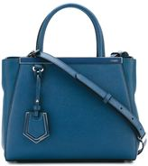 Fendi small '2Jours' tote - women - Calf Leather - One Size