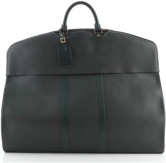 Louis Vuitton Garment Cover Taiga Leather