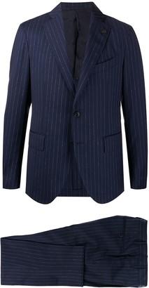 Gabriele Pasini Two-Piece Pinstripe Suit