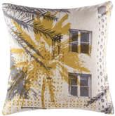 Kas Shadow Palm Multi Square Cushion Cover