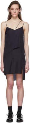 Alyx Navy Lily Slip Dress
