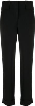Giorgio Armani High-Waisted Straight Leg Trousers
