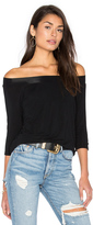Michael Stars Off Shoulder Tee