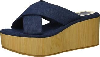 Dolce Vita Women's Vinita Wedge Sandal