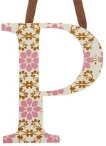 Pottery Barn Kids Printed Letter - P