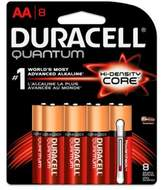 Duracell Quantum 8-Pack AA Batteries