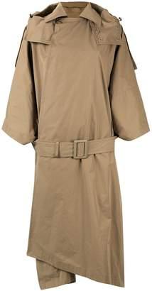Toga Pulla oversize trench coat