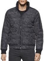Calvin Klein Jeans Printed Memory Puffer Jacket