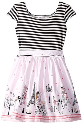 fiveloaves twofish Maddy Ohlala Dress (Toddler/Little Kids/Big Kids)