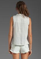 MinkPink Alice Sleeveless Shirt