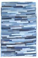 Betty Handmade Soft Cotton Denim Rug