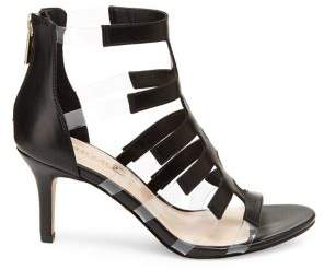 Nanette Lepore Nanette By Bethany Faux Leather Dress Sandals