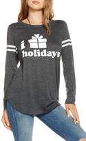 Chaser Holiday Present Longsleeve
